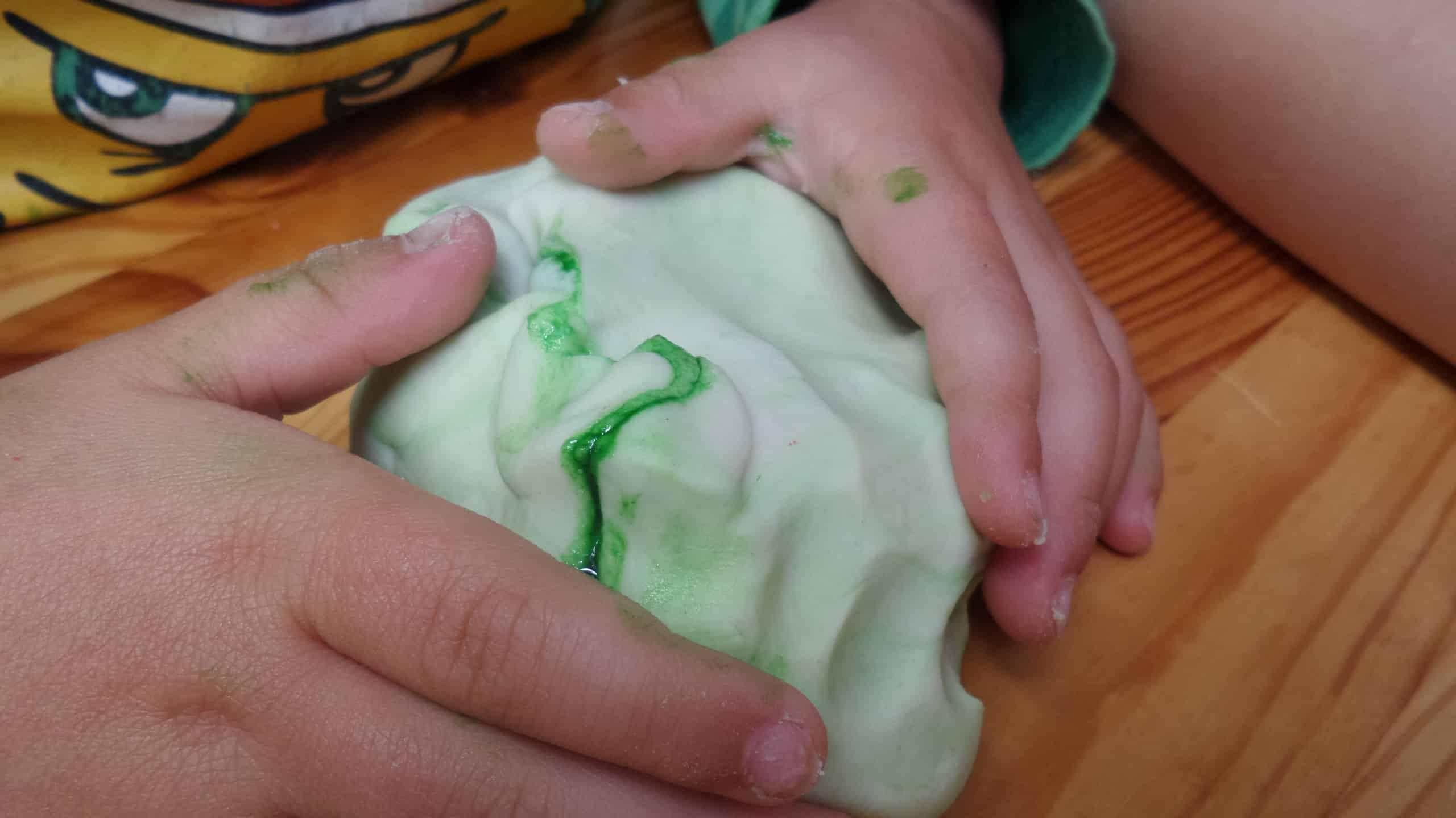 Ungiftige Knete Selbst Herstellen Knete